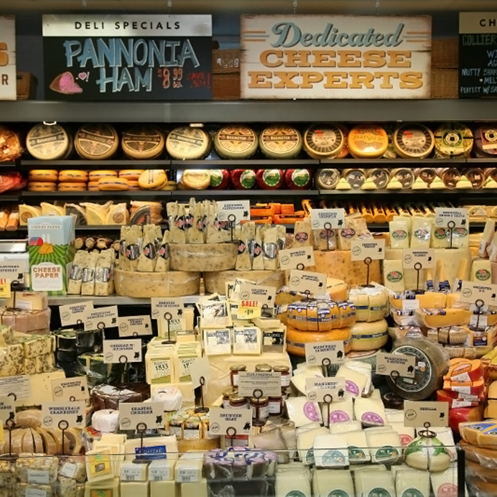 Central Market Houston cheese