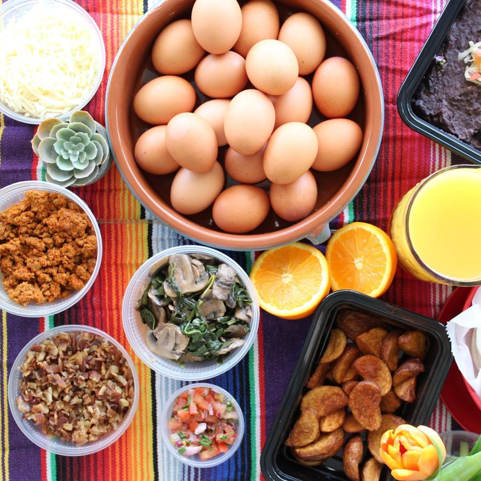 El Alma Breakfast Taco Kit