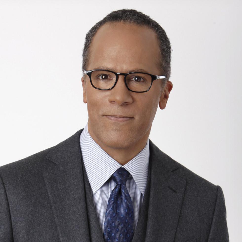 Lester Holt NBC News