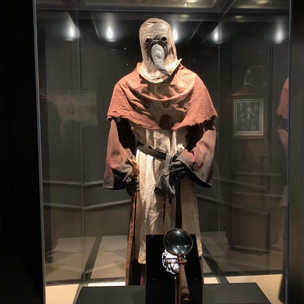 HMNS: Death by Natural Causes, Plague Doctor