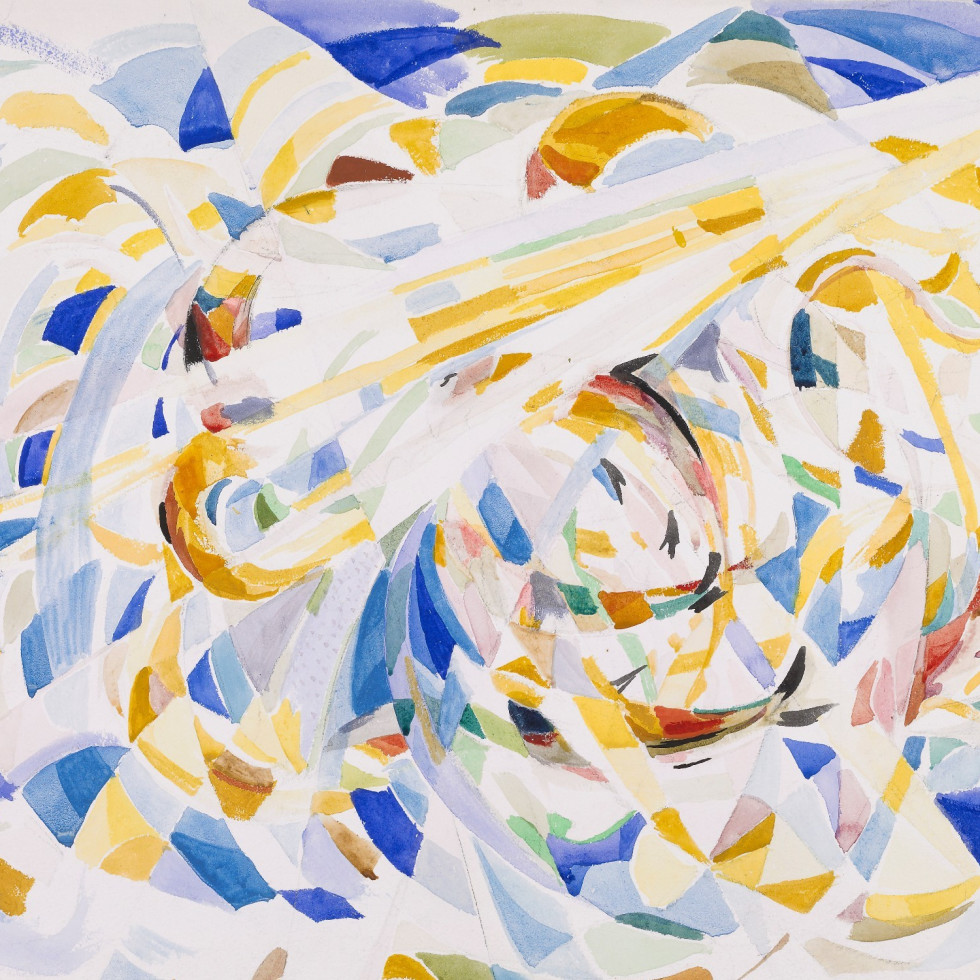 Culture Shock: American Artists from Europe, 1913–1953