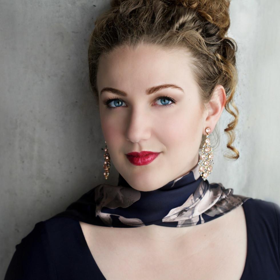 Fort Worth Opera Soprano Megan Koch