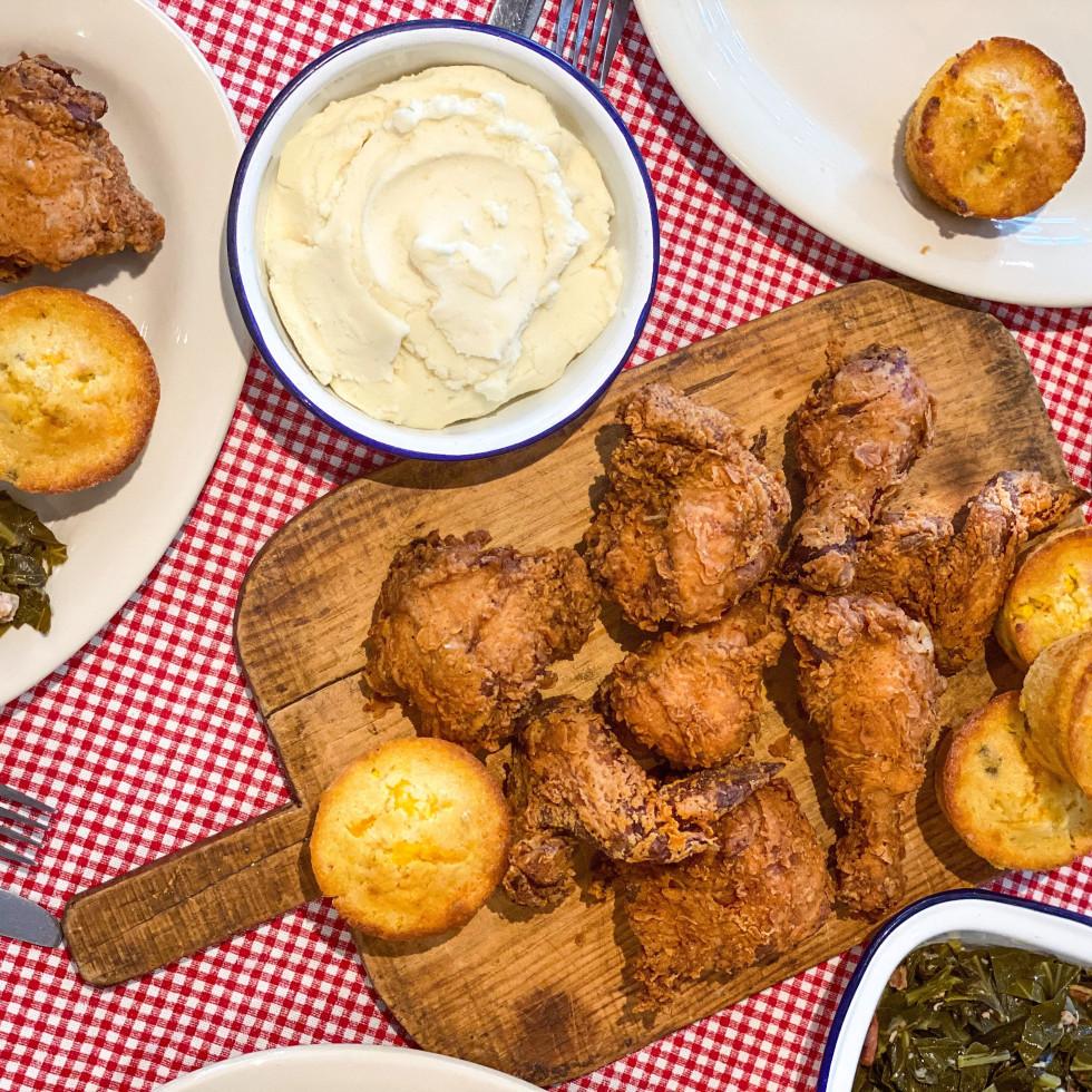 Goode Bird fried chicken