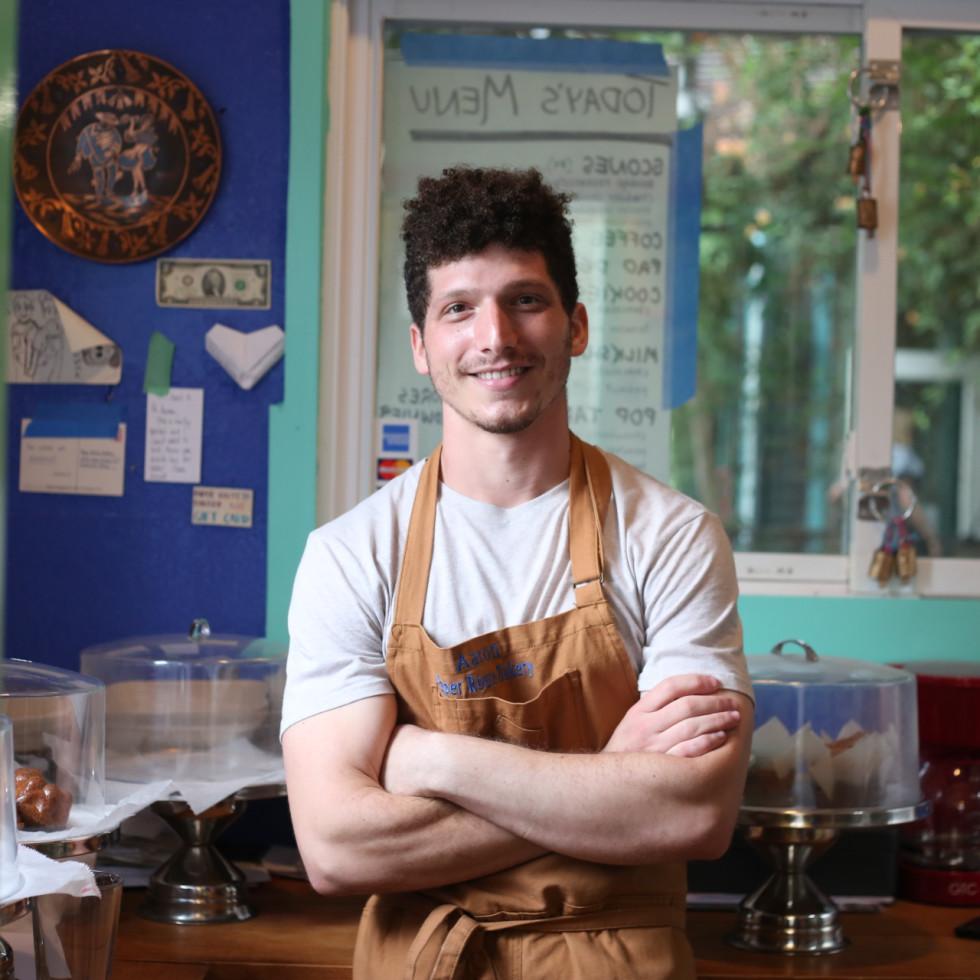 Aaron Serriff-Cullick Paper Route Bakery