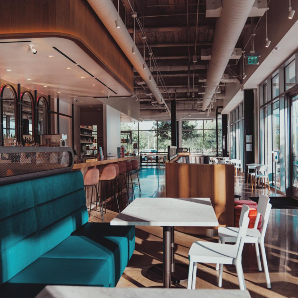 Common Bond City Place interior