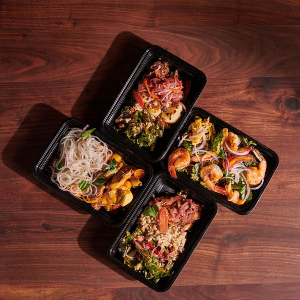 Dawn Burrell pivot meals