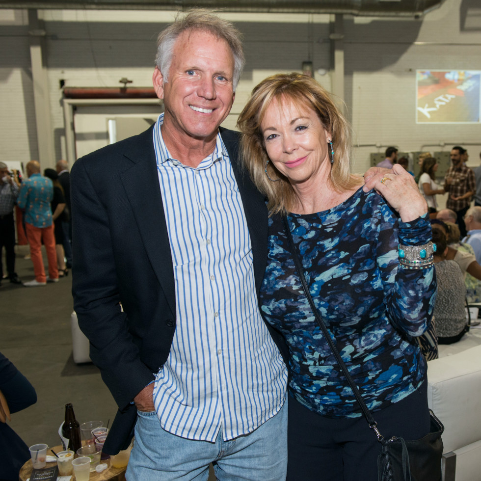 Houston, Tastemakers, May 2015, Lonnie and Candace Schiller