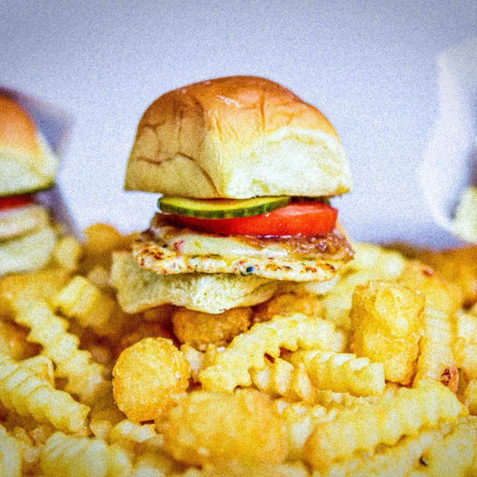 Fat City burgers