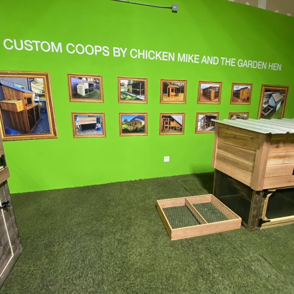 The Garden Hen Opens in Cypress