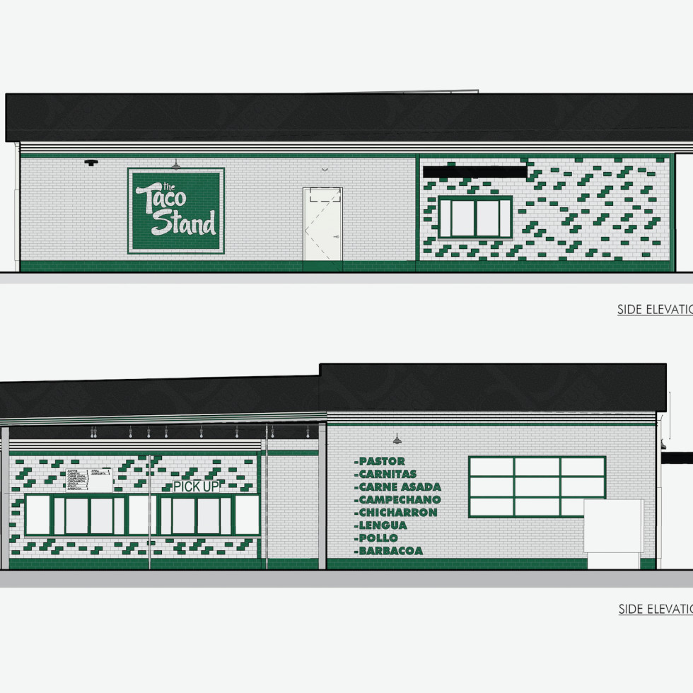 The Taco Stand rendering