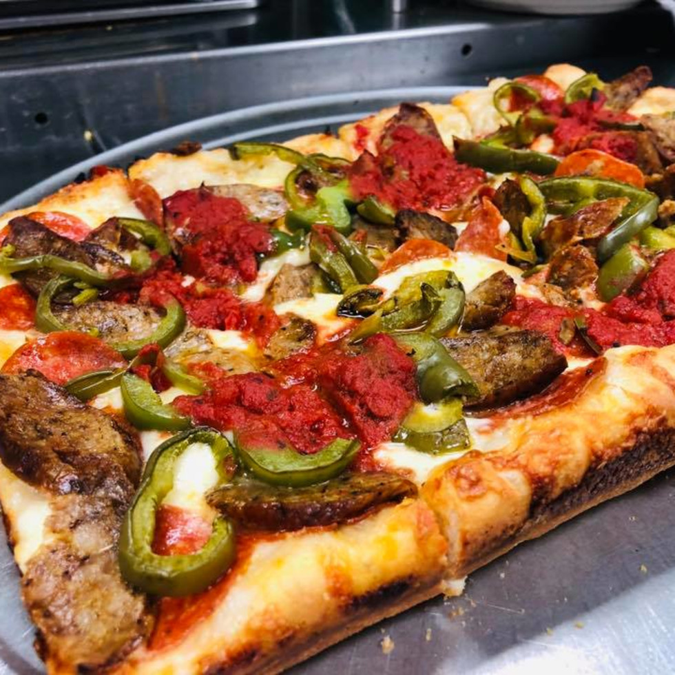 Big D Pizza