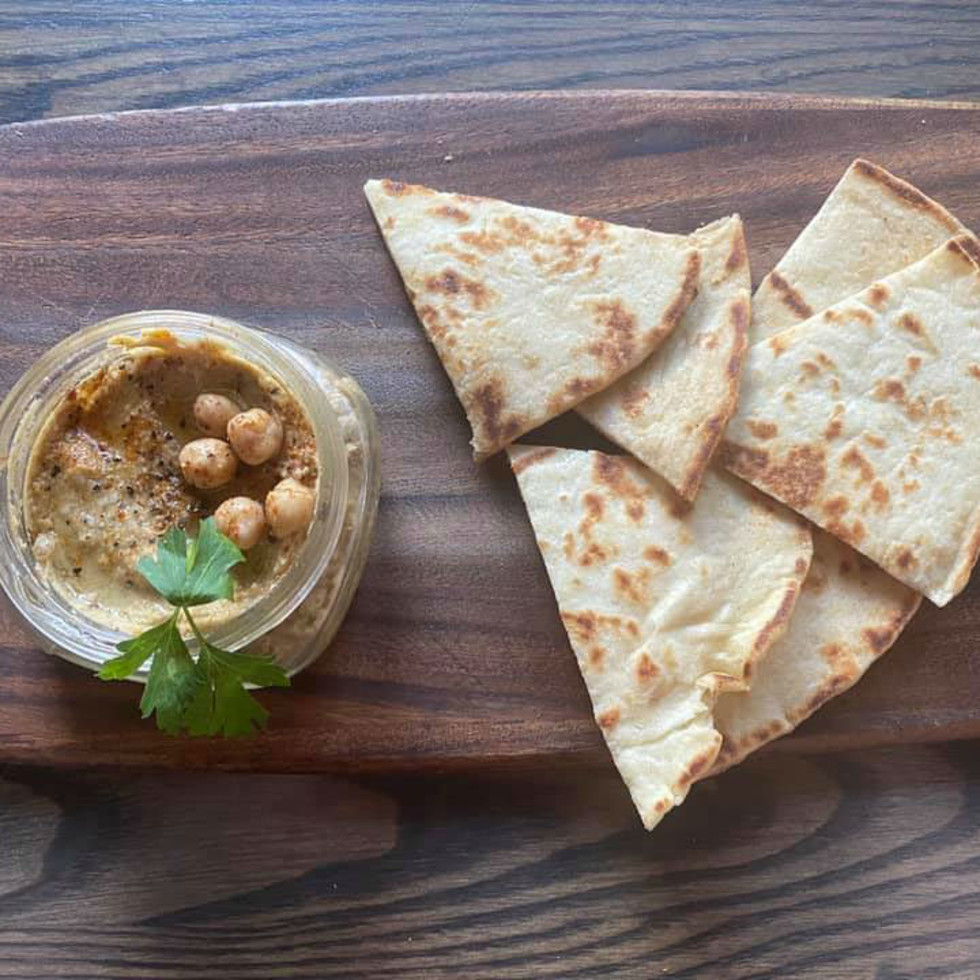 The Libertine Bar hummus