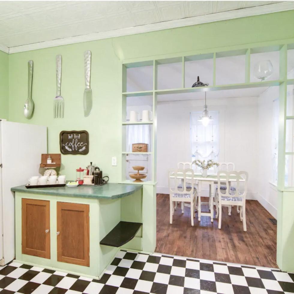 Fredericksburg airbnb