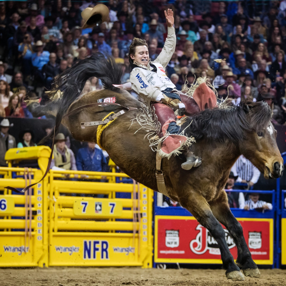PRCA presents Wrangler National Finals Rodeo