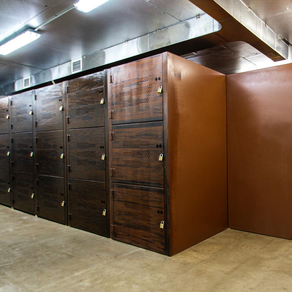 Vault & Vino cellar storage