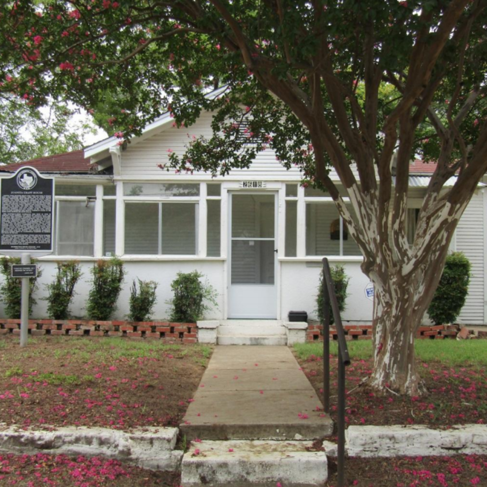 Juanita Craft historic home