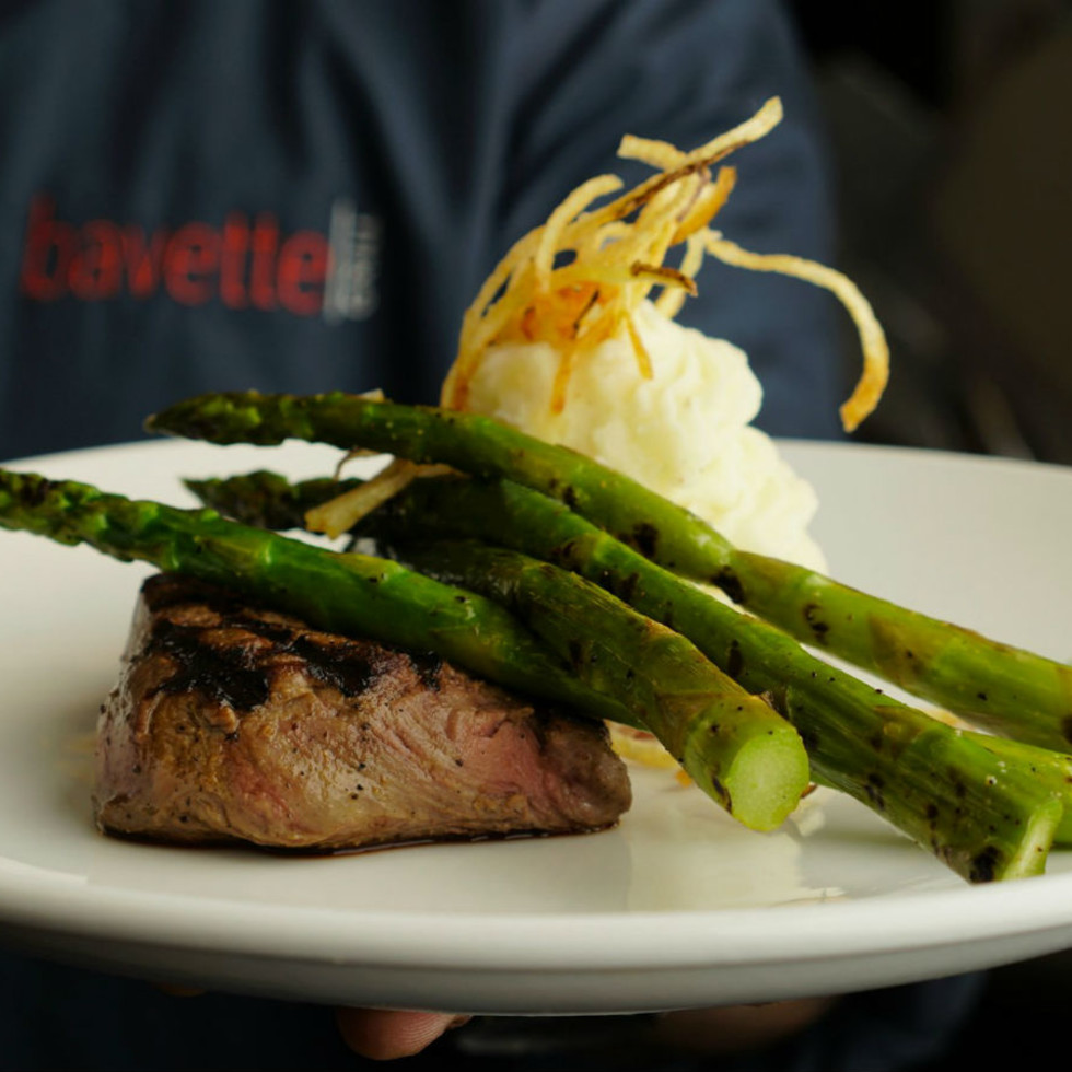 Bavette Steak Granite Plano