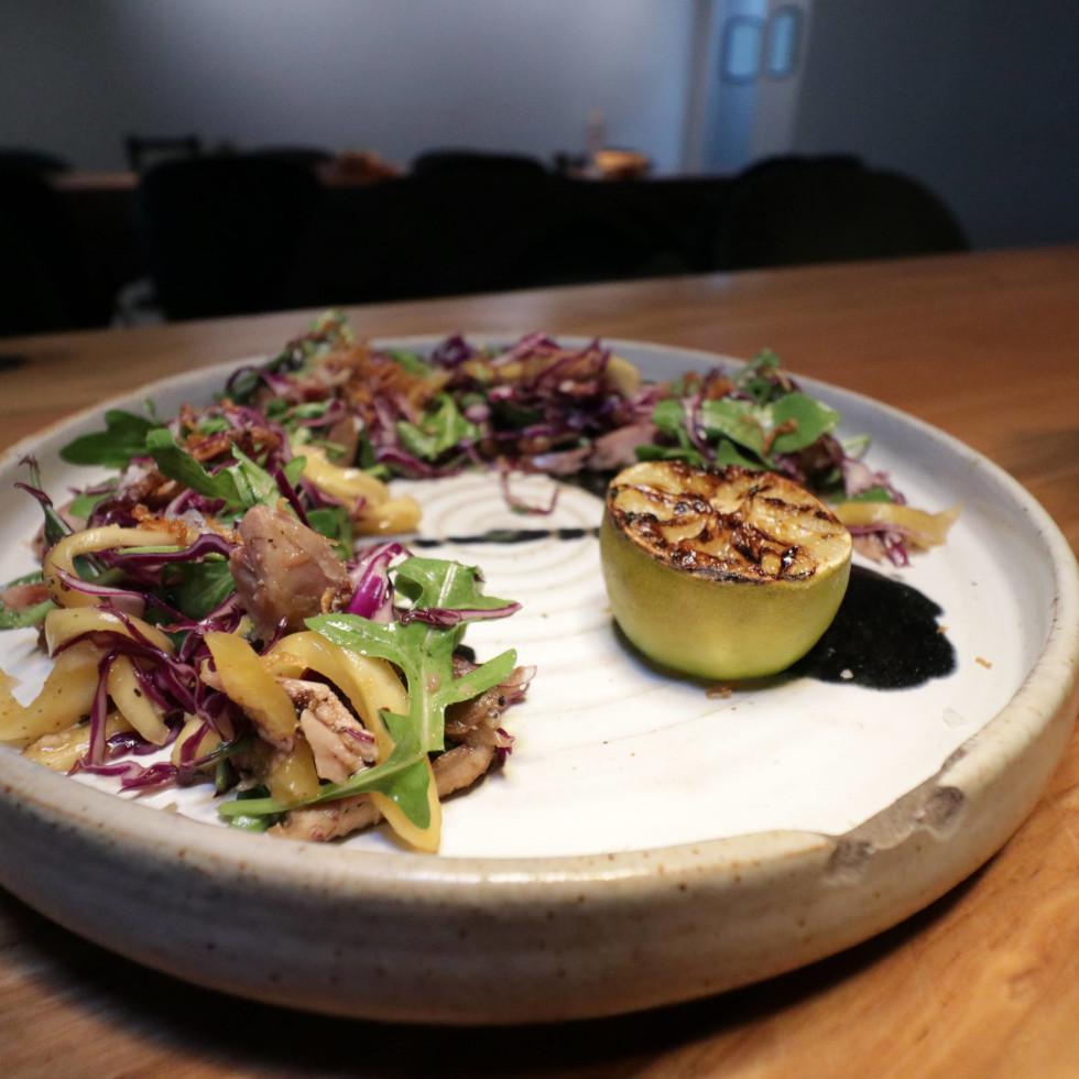 Xin Chao duck salad