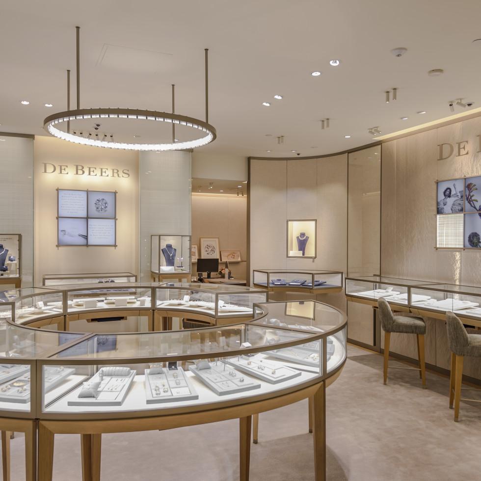 De Beers Galleria store Houston