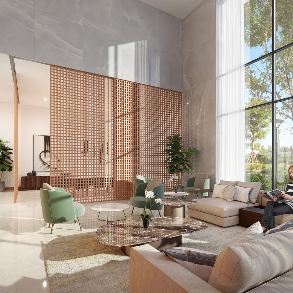 The Parklane lounge