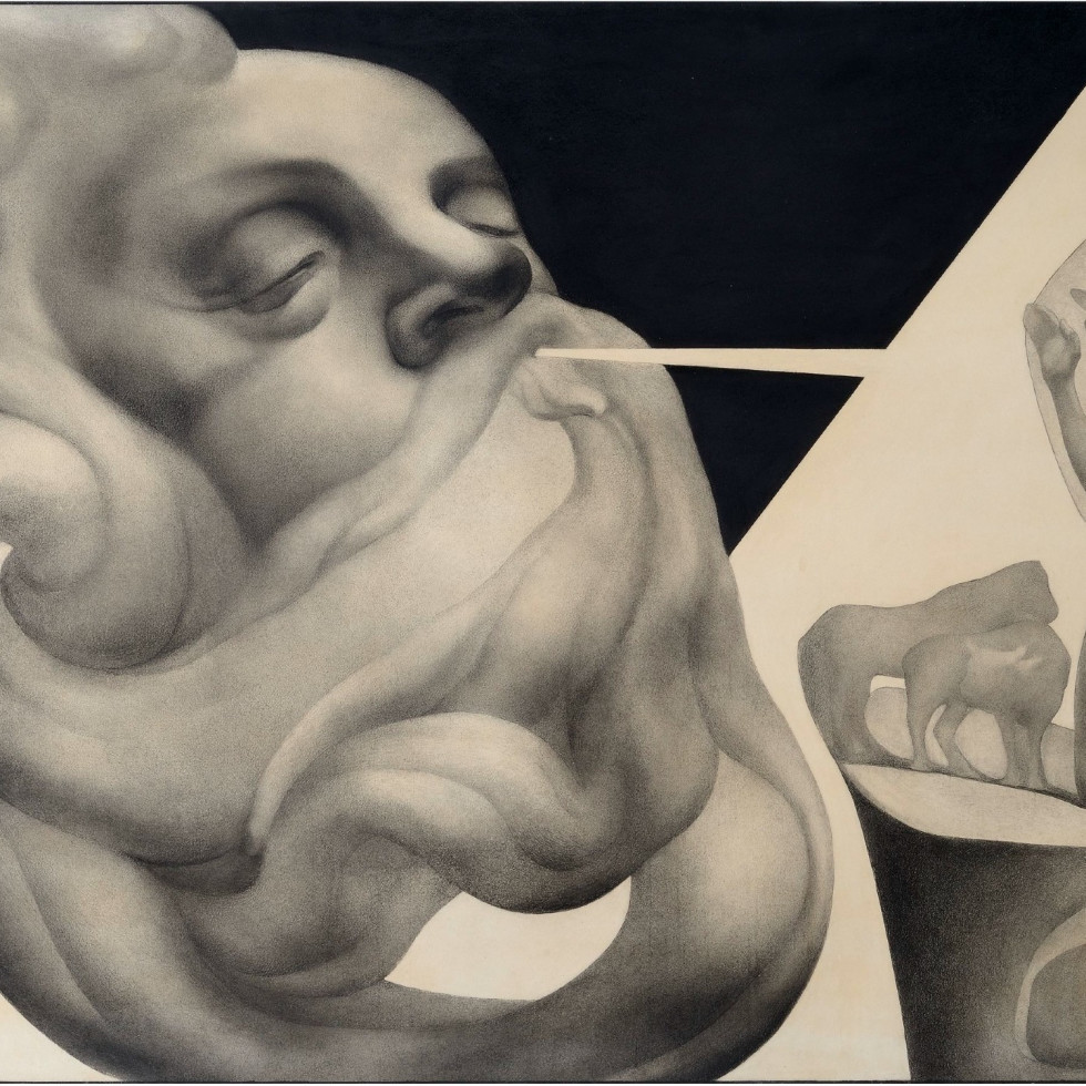 "The Menil Collection presents ""Silent Revolutions: Italian Drawings from the Twentieth Century"""