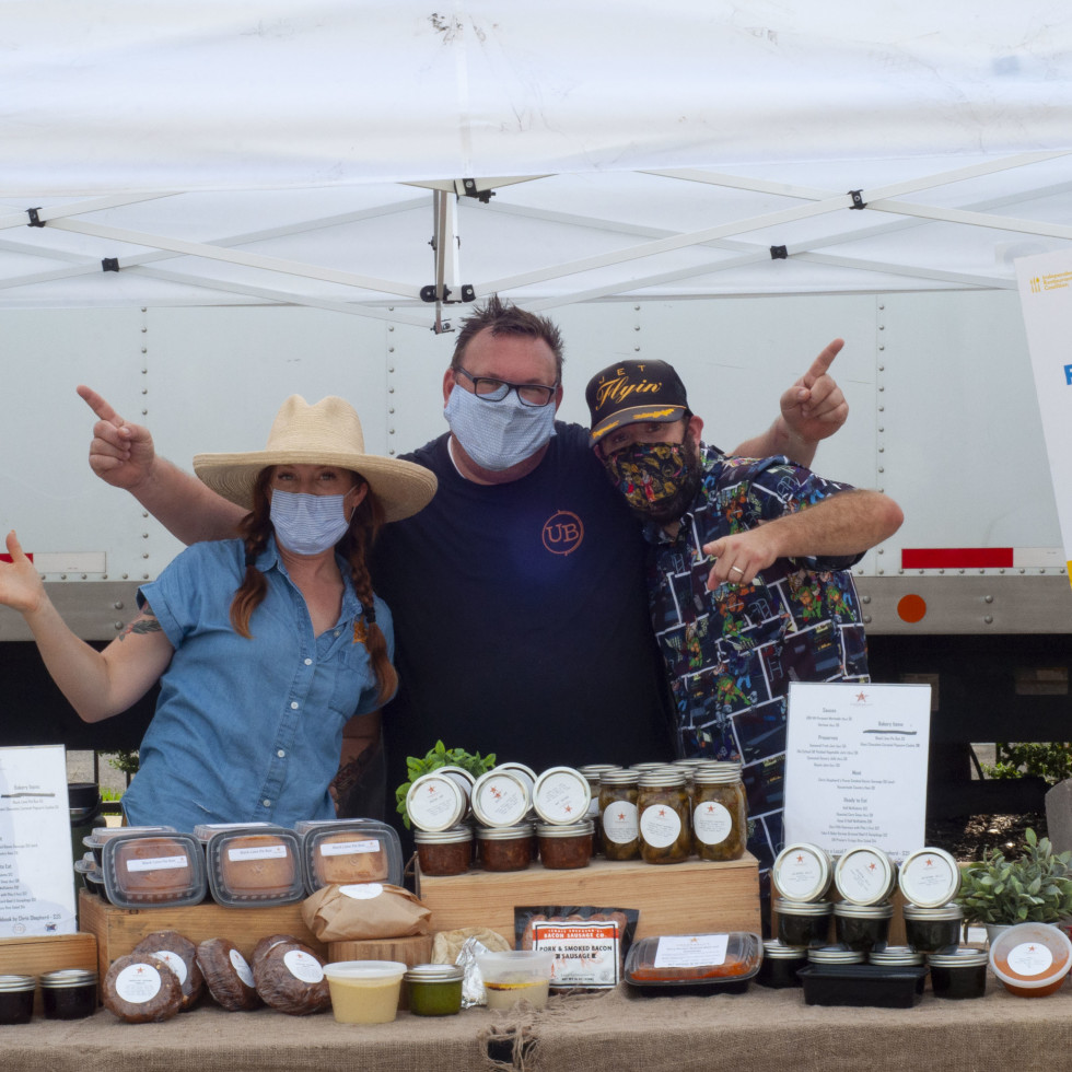 Underbelly Hospitality Urban Harvest Farmers Market