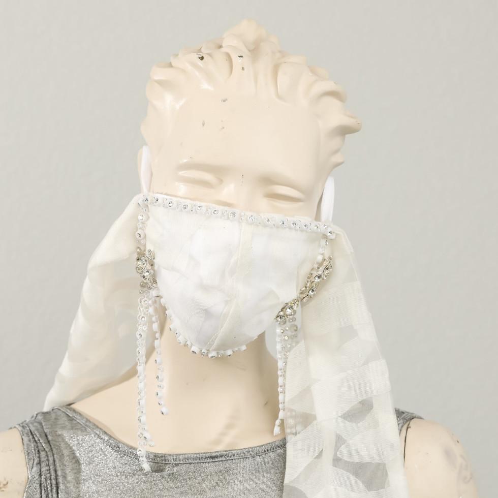 Kathy Fielder mask, Fashion Meets Mask