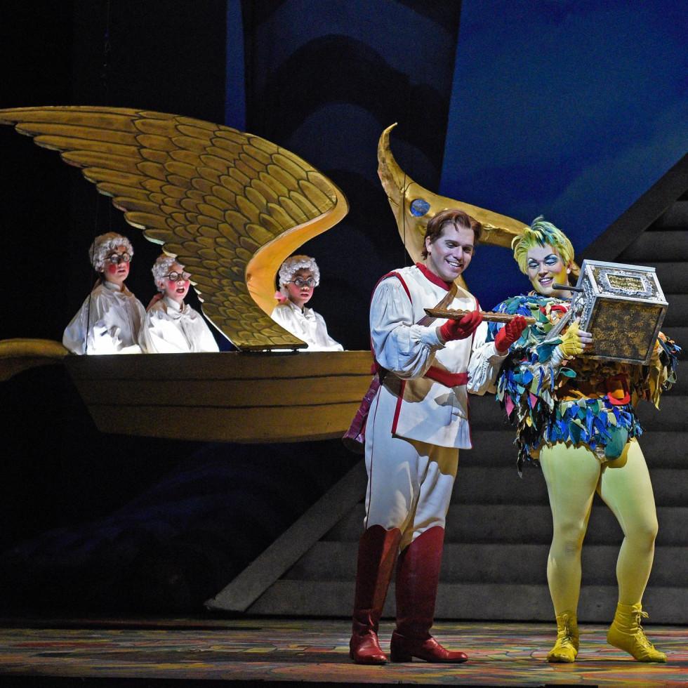The Magic Flute at Dallas Opera