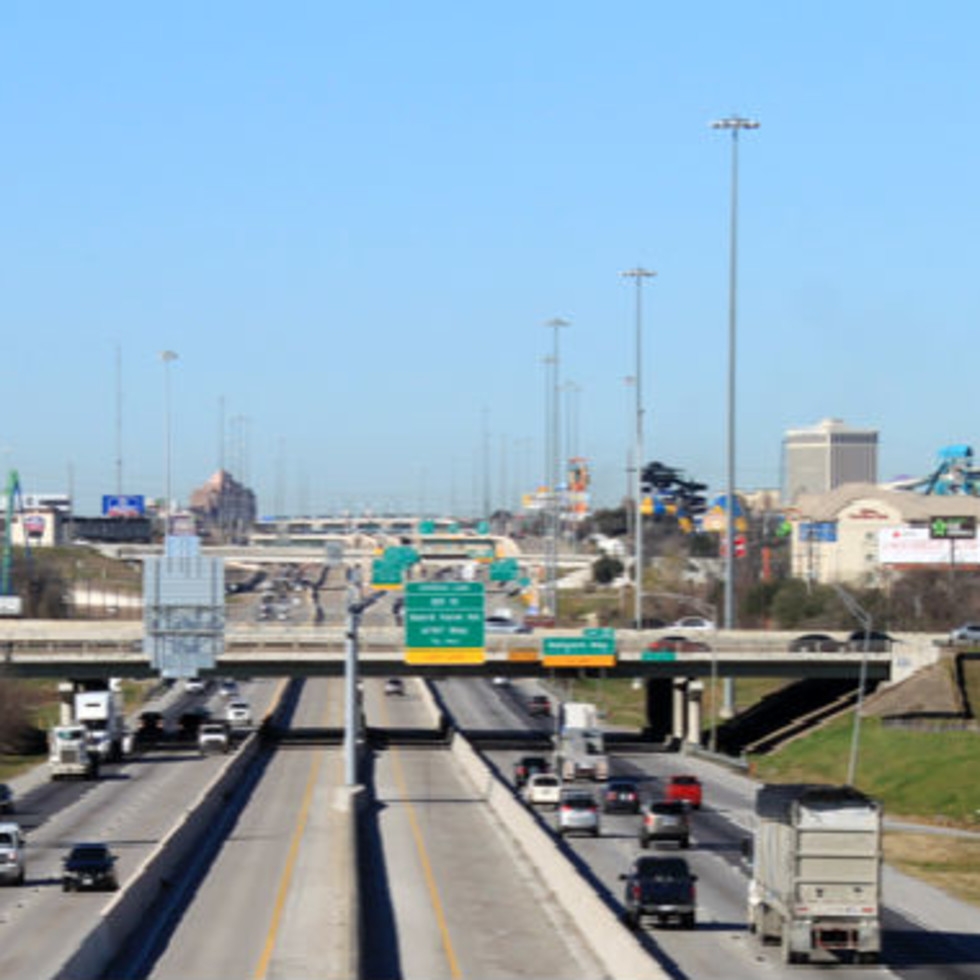 I-30 arlington
