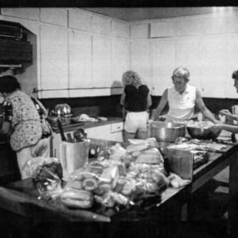 meals on wheels in the 1980s