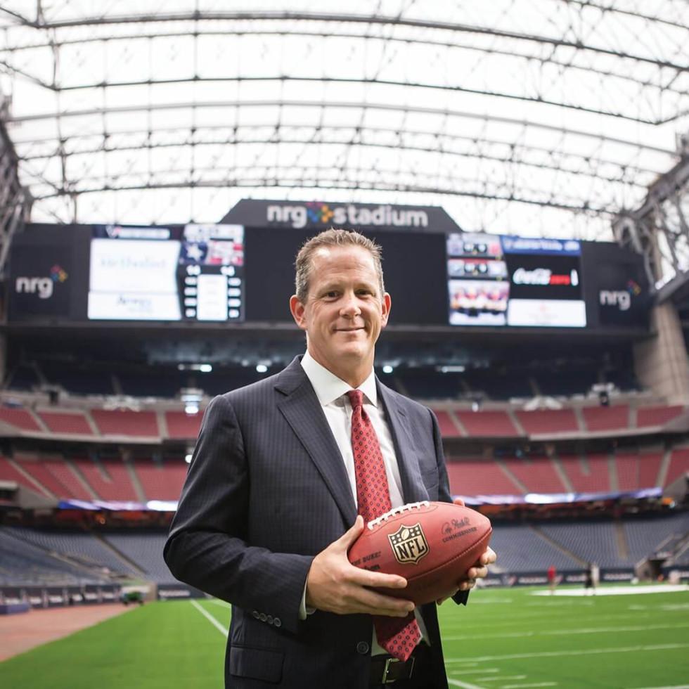 Jamey Rootes Houston Texans