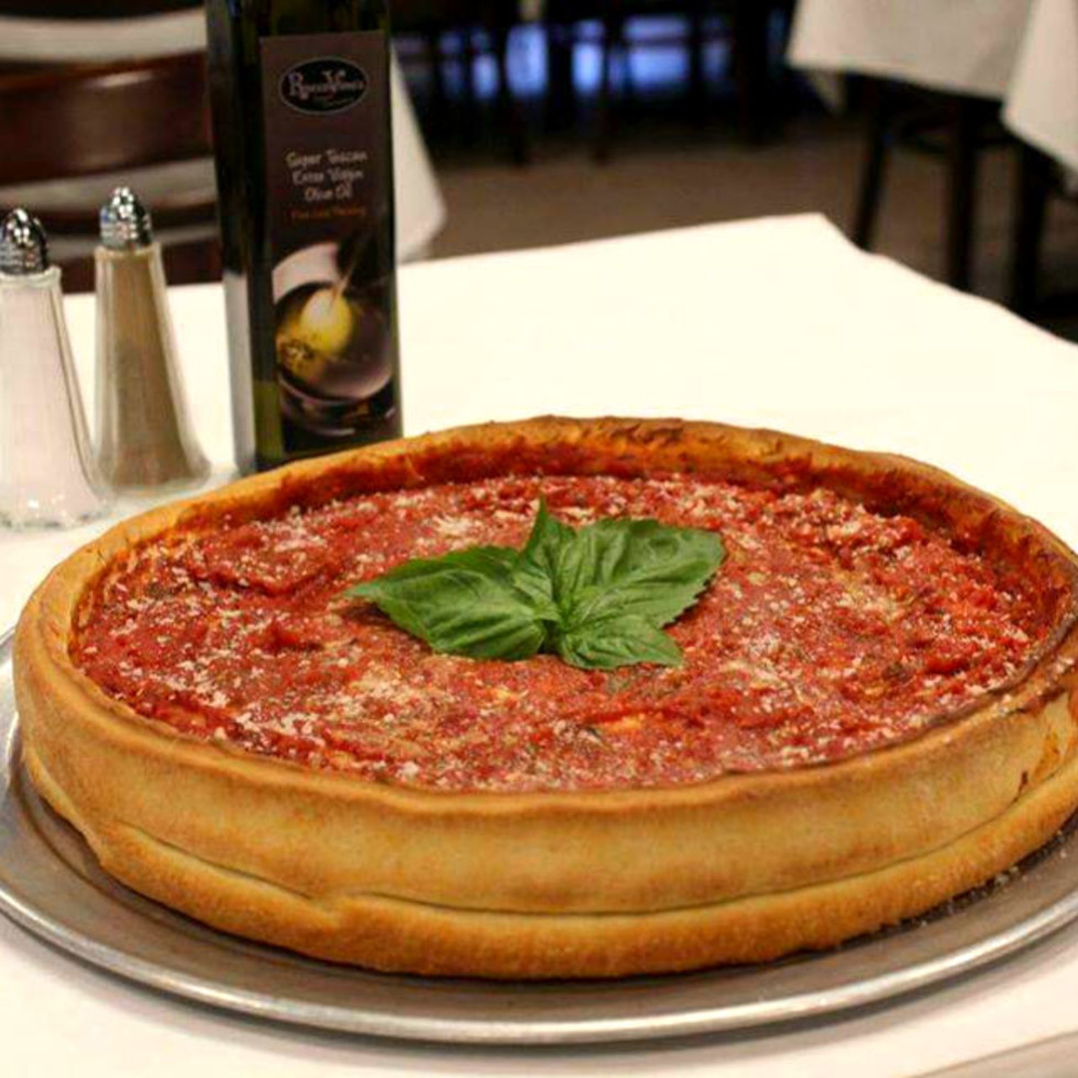 D'Ambrosio's Pizza chicago