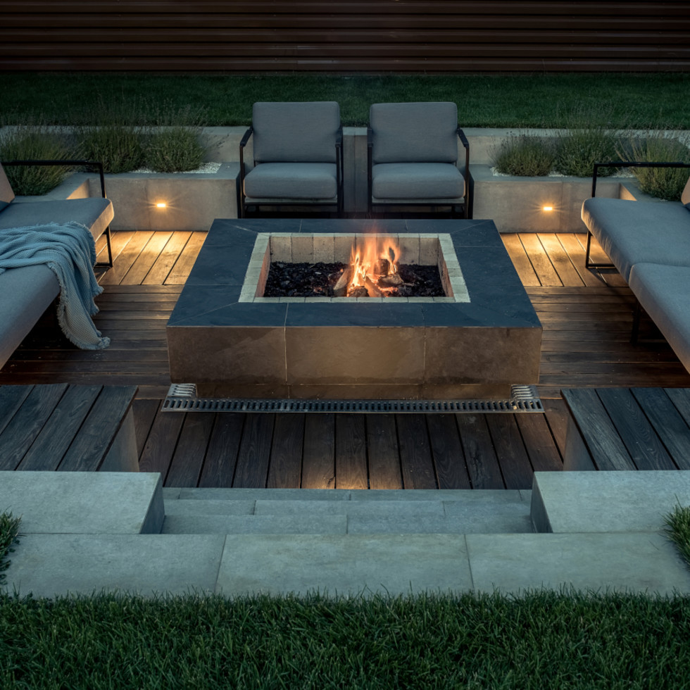Brixos Outdoor Fire Pit