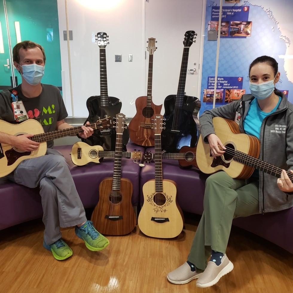 Texas Children's Hospital Music that Heals