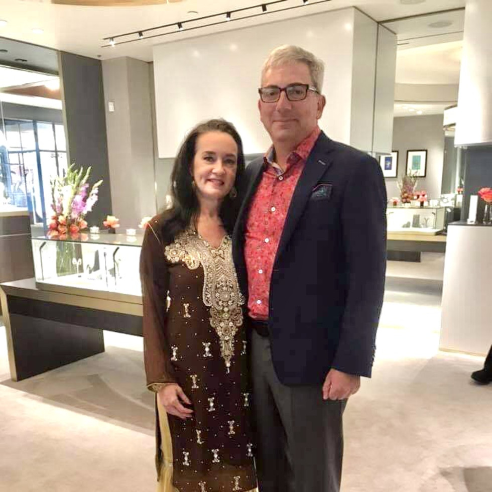 LCA Houston Faberge Diwali 2020 Toni Howard Tate