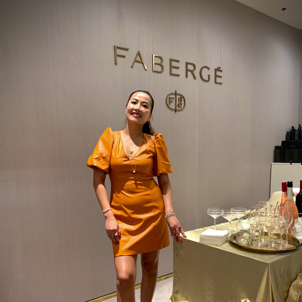 LCA Houston Faberge Diwali 2020 Chef Daimanee Sullivan