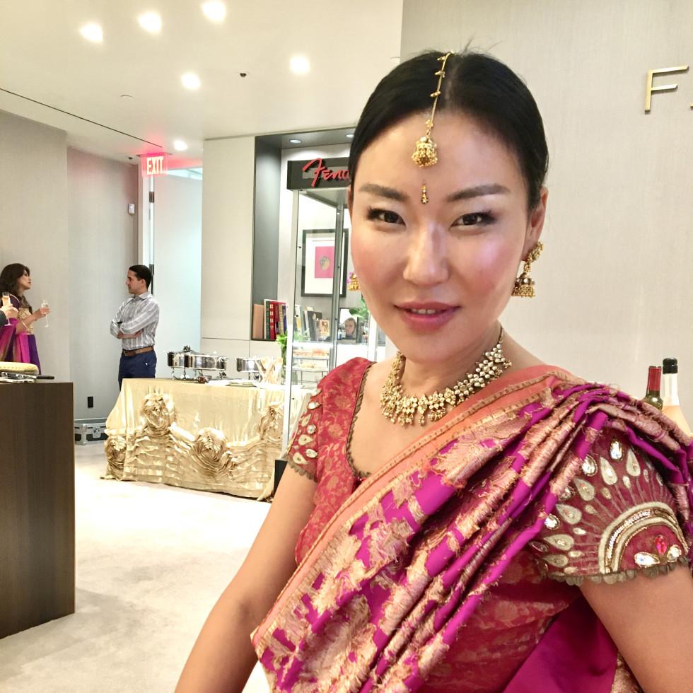 LCA Houston Faberge Diwali 2020 Yuan Zhang