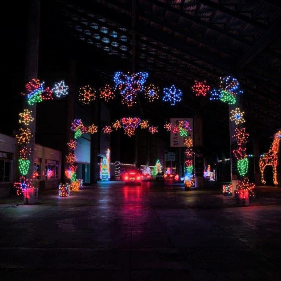 Texas Motor Speedway Gift of Lights