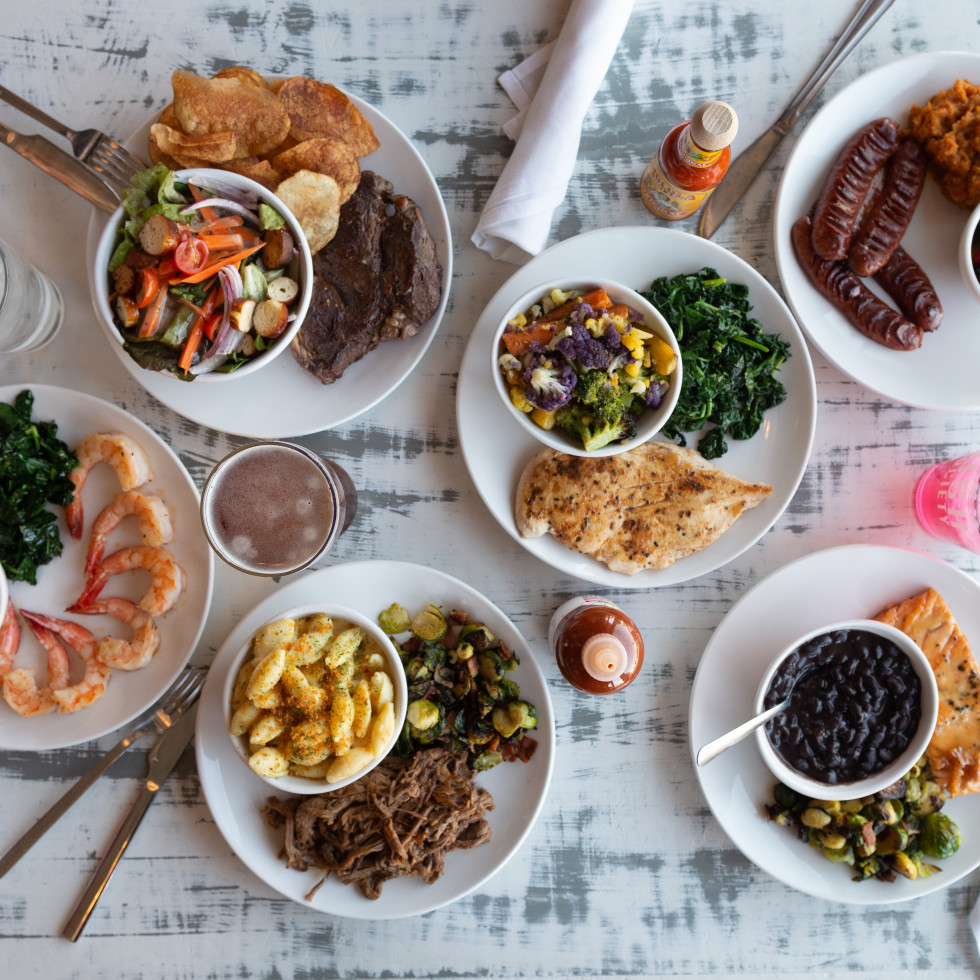 Dish society farmers plate