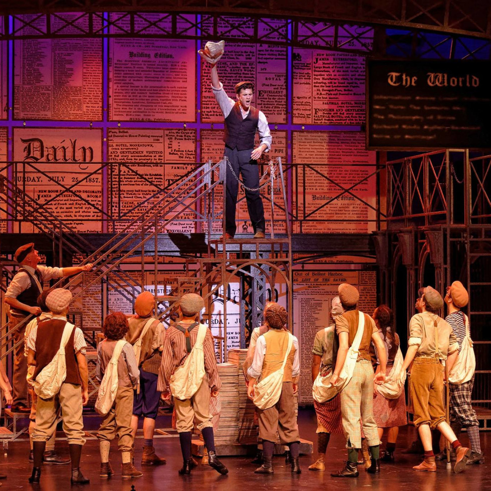 The Acting Studio presents Newsies