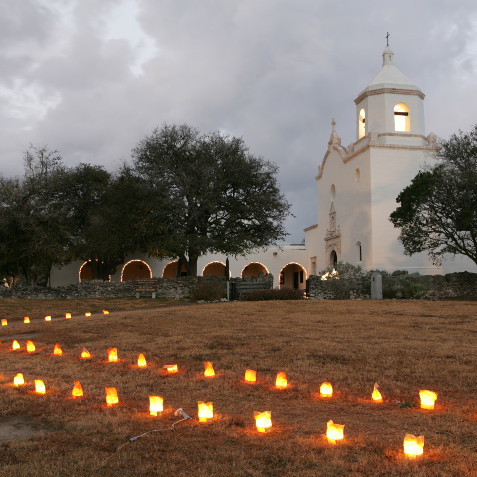Goliad State Park Christmas