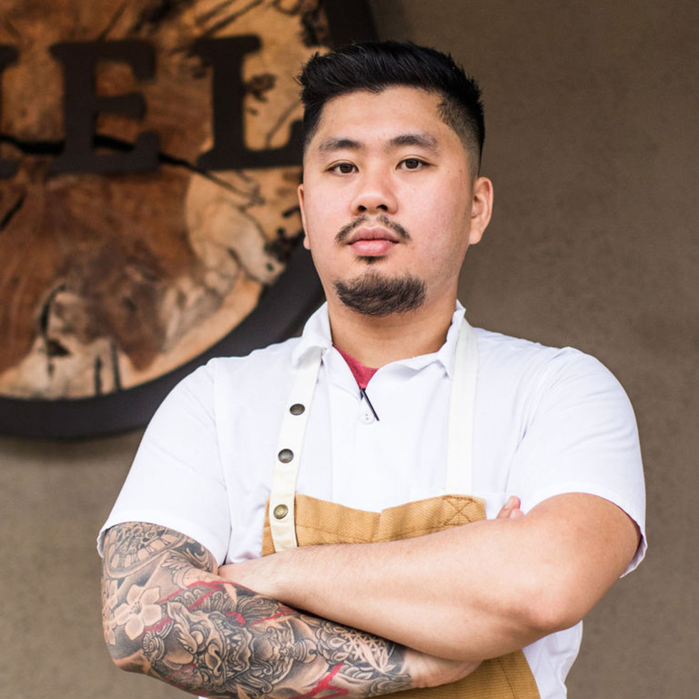 Peter Nguyen Riel restaurant