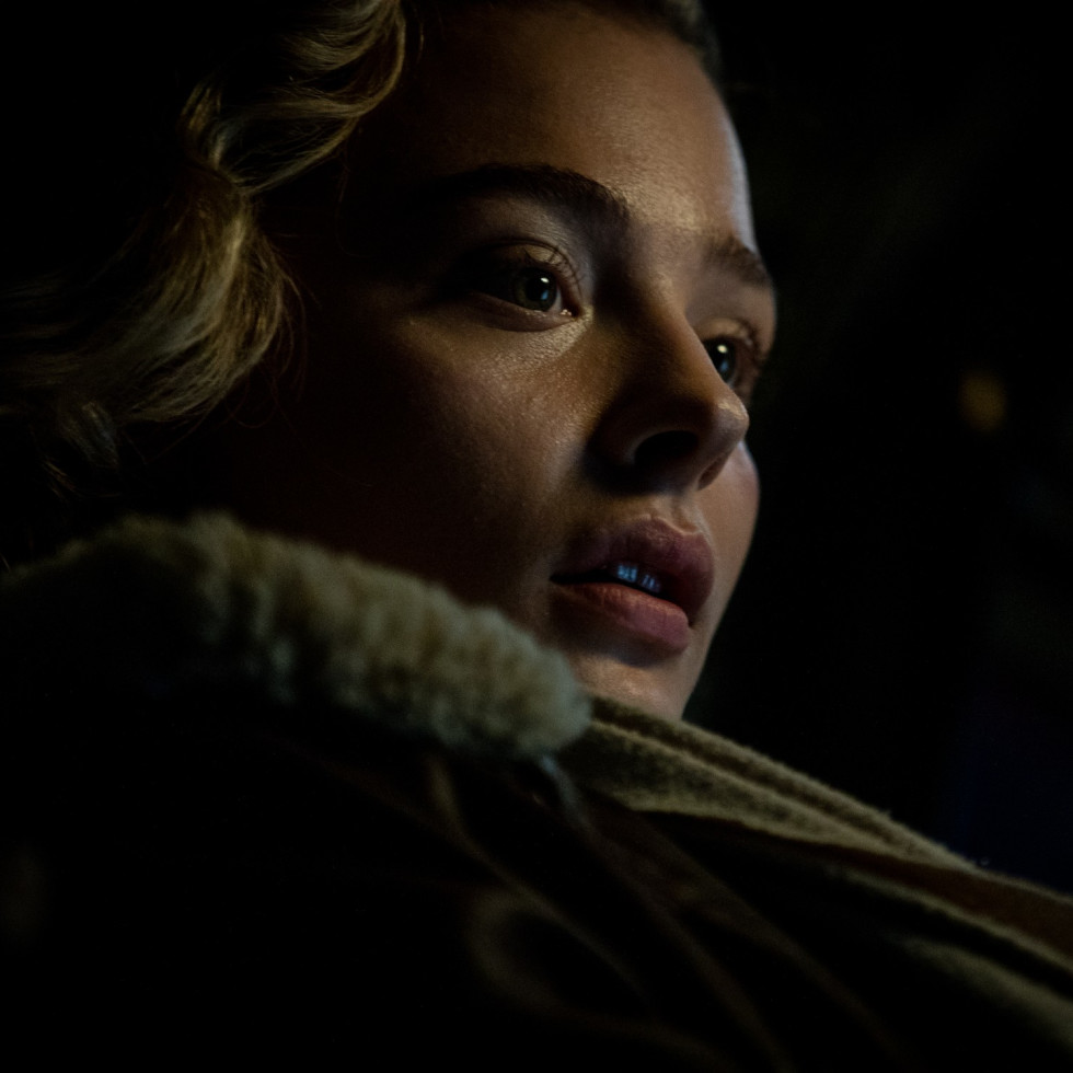 Chloë Grace Moretz in Shadow in the Cloud
