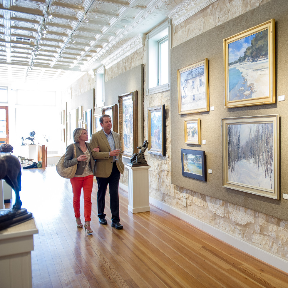 Insight Art Gallery in Fredericksburg