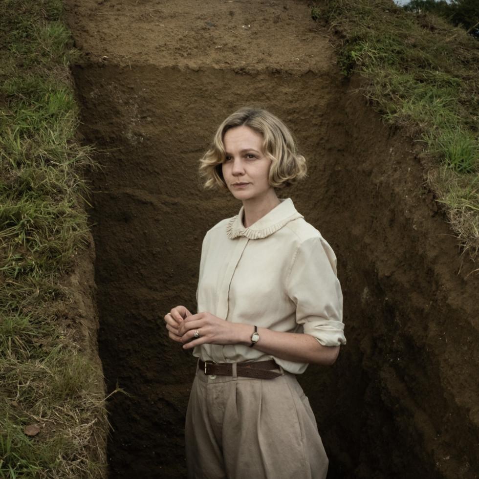Carey Mulligan in The Dig