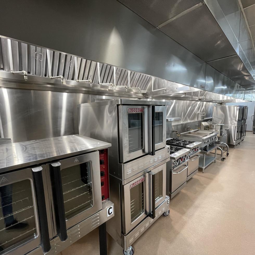 Prep ATX kitchen in North Austin