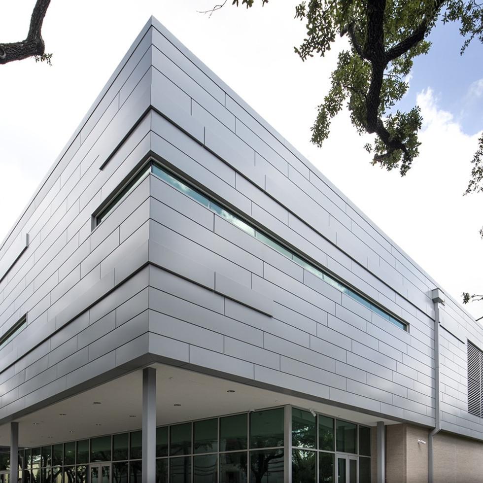 HCC culinary arts building exterior