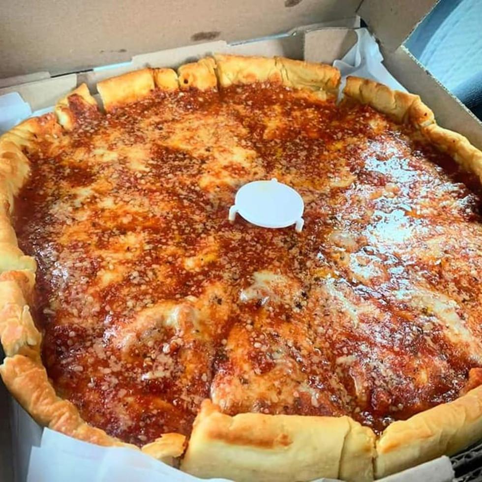 Chicago's Original pizza