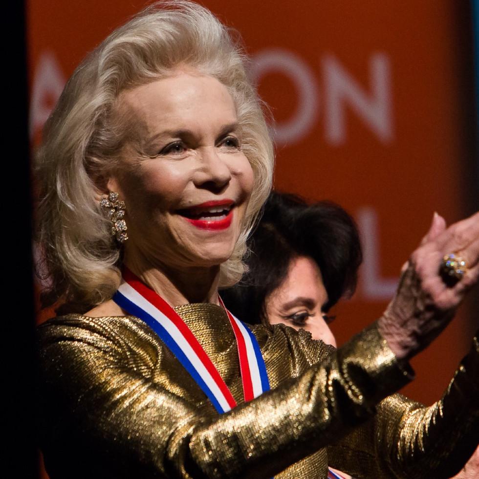 2019 Texas Medal of Art Awards Lynn Wyatt