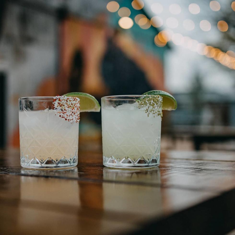 Smokestack 1948 cocktail